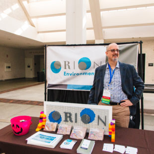 Orion Table at CCLR