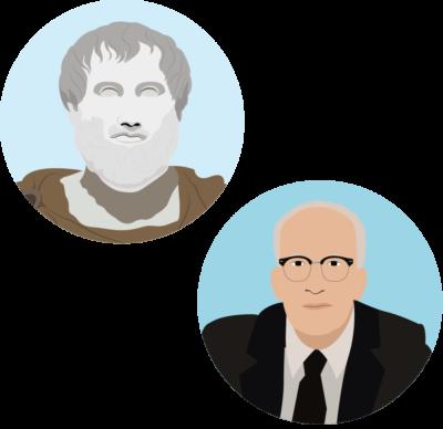Aristotle & Buckminster Fuller